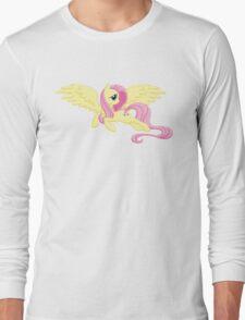 Graceful Fluttershy Long Sleeve T-Shirt