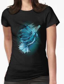 Blue Jay Womens Fitted T-Shirt