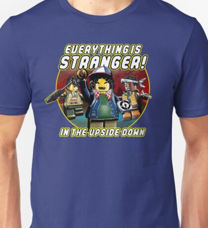 Everything Is Stranger Unisex T-Shirt