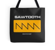 Sawtooth (Negative Ramp) Tote Bag