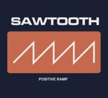Sawtooth (Positive Ramp) Kids Clothes