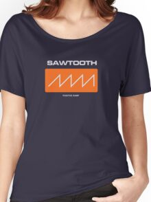 Sawtooth (Positive Ramp) Women's Relaxed Fit T-Shirt