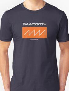 Sawtooth (Positive Ramp) Unisex T-Shirt