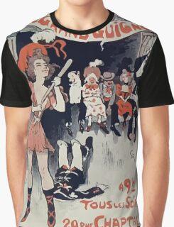 Jules Alexandre Grün Grand Guignol 1890 Graphic T-Shirt