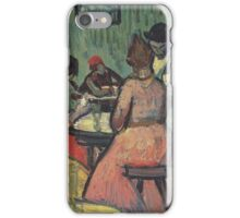 Vincent Van Gogh -  Brol, 1887 iPhone Case/Skin