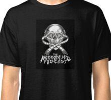 Black Metal Reel Skull (Black) Classic T-Shirt