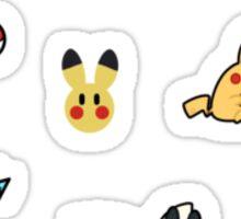Pikachu Stickers Sticker