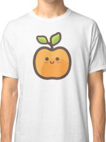 Cute Happy Peach Classic T-Shirt