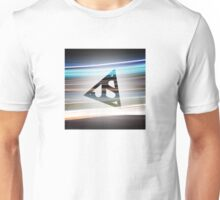 Suburban City Blur Unisex T-Shirt