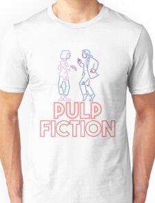 Pulp Fiction - Neon Lights Unisex T-Shirt