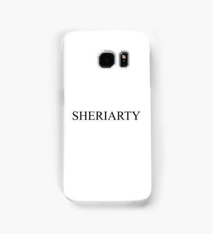 Sheriarty -- Sherlock Samsung Galaxy Case/Skin