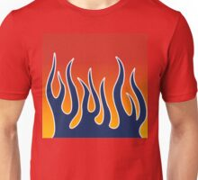 Optimus Flames 1 Unisex T-Shirt