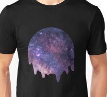 Melting Galaxy Unisex T-Shirt