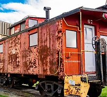 Caboose by Mark Fendrick