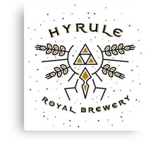 Hyrule Royal Brewery Canvas Print