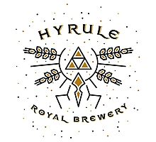 Hyrule Royal Brewery Photographic Print