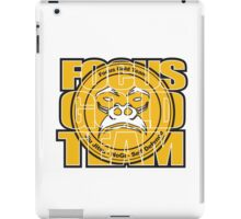 Focus Gold Team Jiu Jitsu iPad Case/Skin