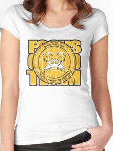 Focus Gold Team Jiu Jitsu Women's Fitted Scoop T-Shirt