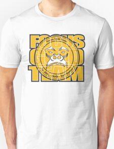 Focus Gold Team Jiu Jitsu T-Shirt