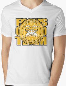Focus Gold Team Jiu Jitsu Mens V-Neck T-Shirt
