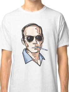 Hunter S. Thompson Classic T-Shirt