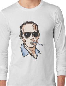 Hunter S. Thompson Long Sleeve T-Shirt