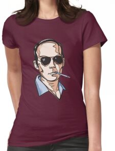 Hunter S. Thompson Womens Fitted T-Shirt