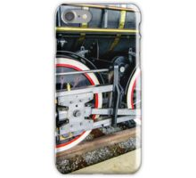 Locomotive Wheels (2) iPhone Case/Skin