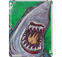 Shark Kill Zone iPad Case/Skin