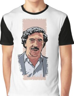 Pablo Escobar Graphic T-Shirt