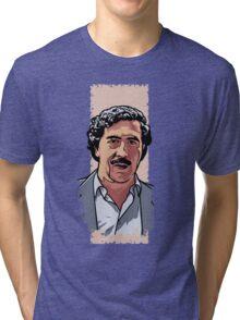 Pablo Escobar Tri-blend T-Shirt