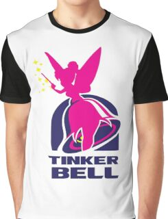 Tinkerbell Graphic T-Shirt