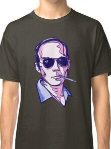 Hunter S. Thompson violet Classic T-Shirt