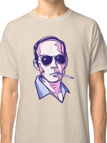 Hunter S. Thompson violet Classic T-Shirt