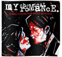 my chemical roman - three cheers for sweet revenge Poster