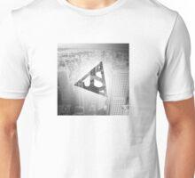 Suburban City View Unisex T-Shirt