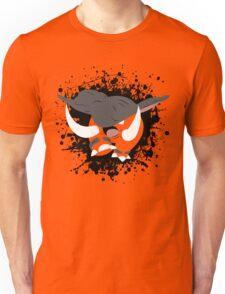 Donphan Splatter Unisex T-Shirt