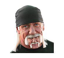 Hulk Hogan^2 Photographic Print
