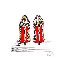 Louboutin Obsession Photographic Print