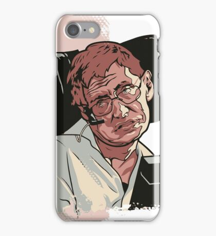 Stephen Hawking iPhone Case/Skin