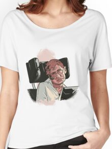 Stephen Hawking Women's Relaxed Fit T-Shirt