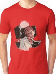 Stephen Hawking Unisex T-Shirt