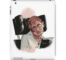 Stephen Hawking iPad Case/Skin