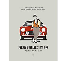 Ferris Bueller's Day Off Photographic Print