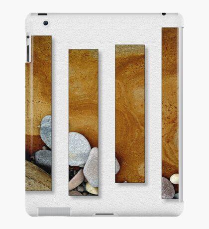 River Rock Relief iPad Case/Skin