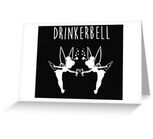 drinker bell Greeting Card
