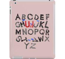 Rearrange iPad Case/Skin