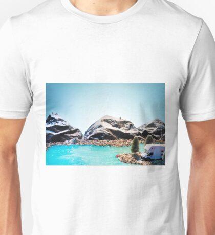Queenstown New Zealand Unisex T-Shirt