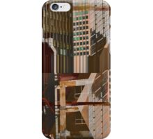 Montreal urbain iPhone Case/Skin