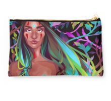 Naked Leaves Studio Pouch